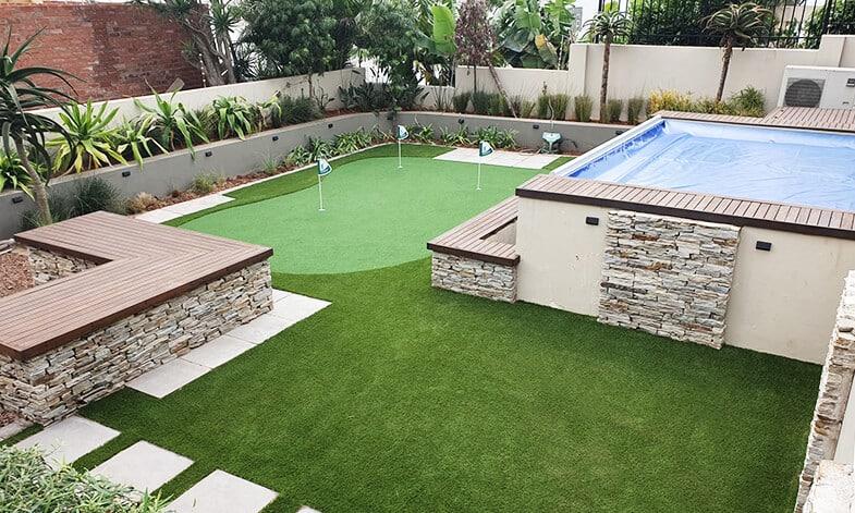 Easigrass Pretoria Artificial Putting Green