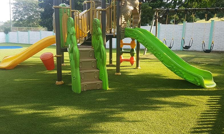 Artificial Grass School Grounds