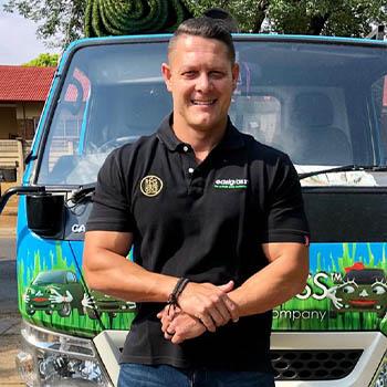 Easigrass Pretoria Team Hennie