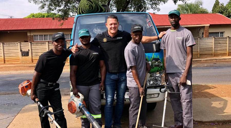 Easigrass Pretoria Team